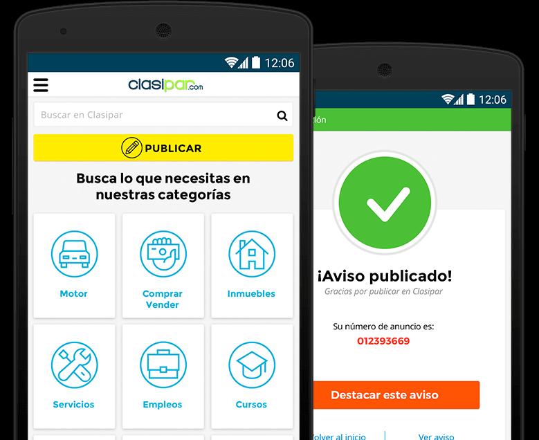 App clasipar